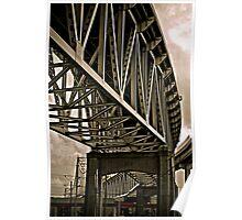 Bridge Trusses Poster
