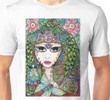 Gypsy Moth by Sheridon Rayment Unisex T-Shirt