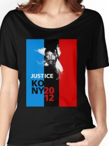 Justice KONY 2012 Women's Relaxed Fit T-Shirt
