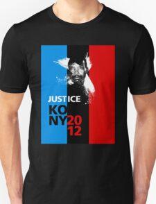 Justice KONY 2012 T-Shirt
