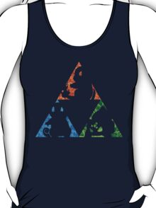 Pokemon TriForce (Original 3 Pokemon)  T-Shirt