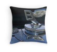 Bentley Wants To Fly Throw Pillow
