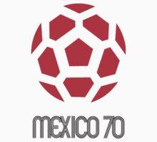 Mexico 70 by bkxxl