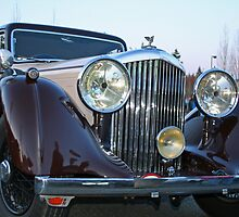 Big Bentley 37 by starlitewonder