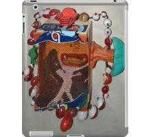 Harry The Brain Surgeon - A Framed Portrait iPad Case/Skin