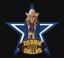 debbie does dallas by magenandstacy