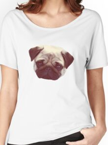 Little Pug Women's Relaxed Fit T-Shirt