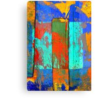 Elementary Rust Canvas Print