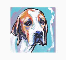 English Pointer Dog Bright colorful pop dog art Unisex T-Shirt