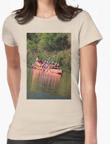 Paddling the Ord Marathon T-Shirt