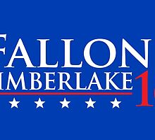 Fallon for President 16 by Weston Miller