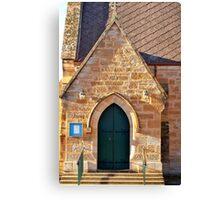 Holy Trinity Anglican Church, Dubbo Canvas Print