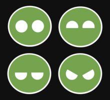 Emoticos by Kiipleny