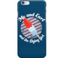 Rocket Pop- Me and Earl iPhone Case/Skin