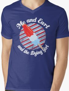 Rocket Pop- Me and Earl Mens V-Neck T-Shirt