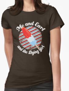 Rocket Pop- Me and Earl Womens Fitted T-Shirt