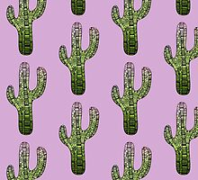 Cactus: Green by MRLdesigns
