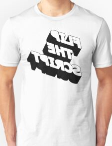 flip the script T-Shirt