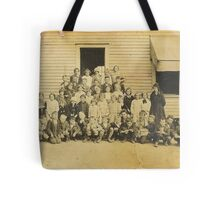 """Mary Jo-Bob and Her Bunch""... prints and products Tote Bag"