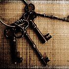 Skeleton Keys by Dana Roper