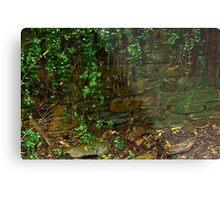 Stone Work,Stringers Creek Walhalla Metal Print