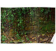 Stone Work,Stringers Creek Walhalla Poster