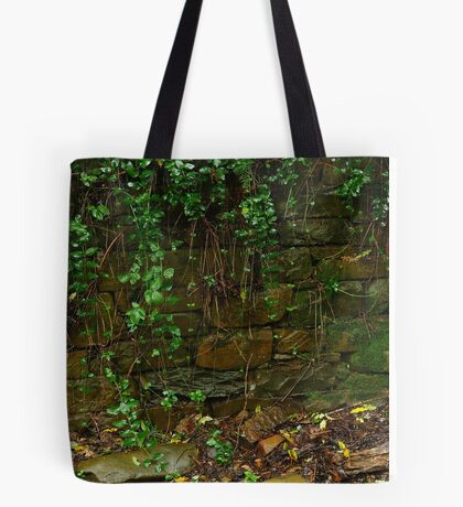 Stone Work,Stringers Creek Walhalla Tote Bag