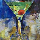 Martini Art Calendar by Michael Creese