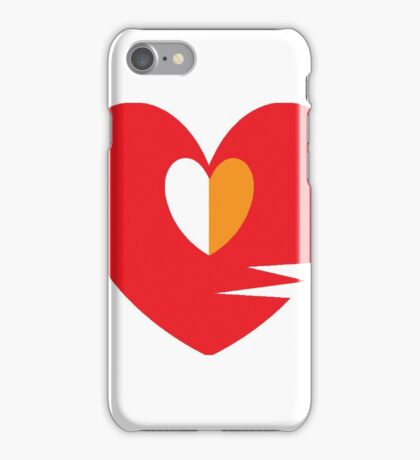 Unhappy Refrain Red iPhone Case/Skin