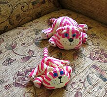 Bagpuss Twins by BlueMoonRose