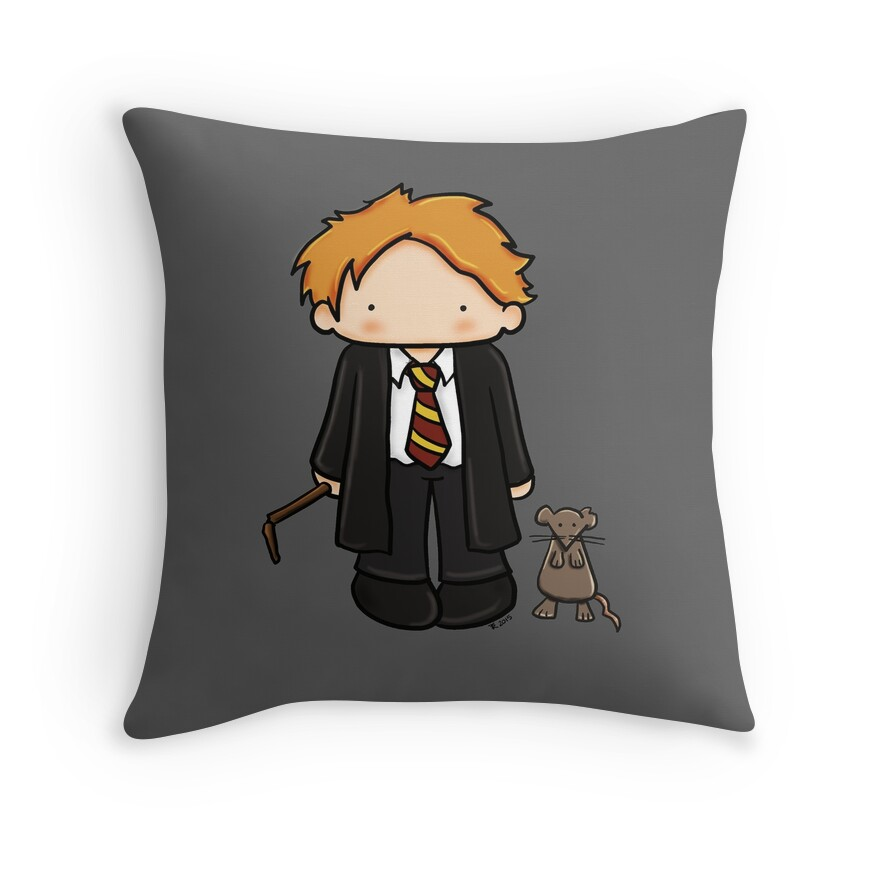 Ron Weasley | Throw Pillow