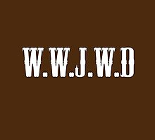 W.W.J.W.D by CRDesigns