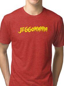 Jeggomania Red Tri-blend T-Shirt