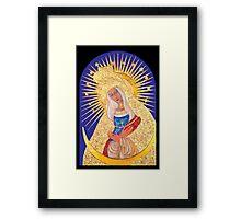 Our Lady of Ostrabrama Framed Print