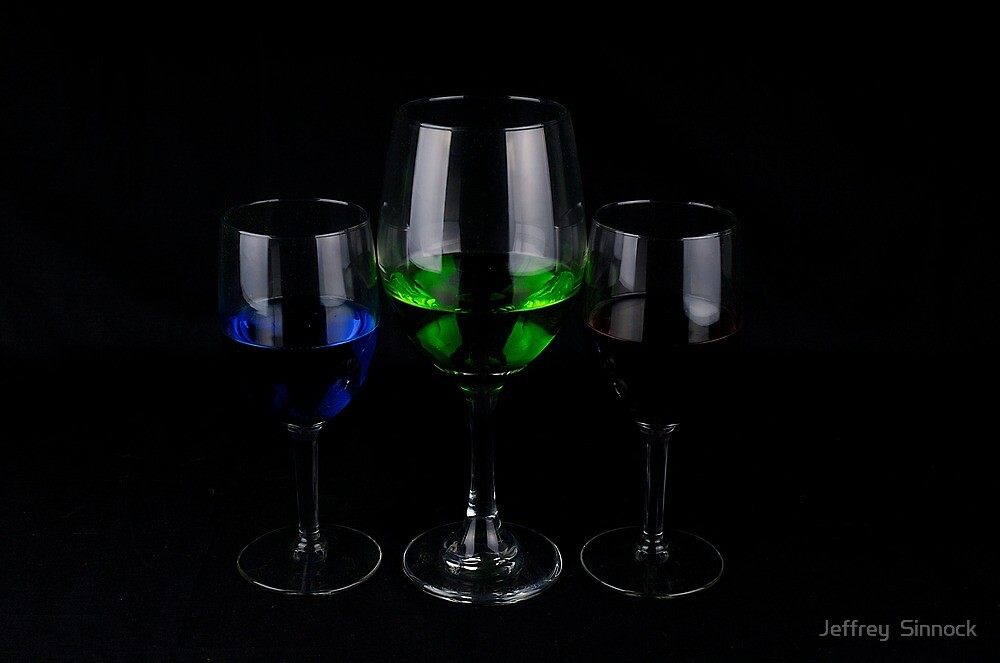 Party time by Jeffrey  Sinnock