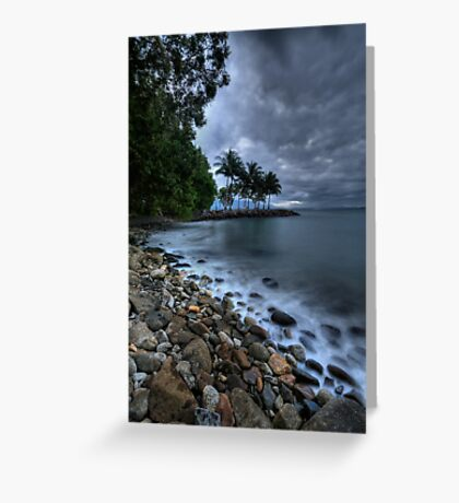 Dusk & Clouds Greeting Card