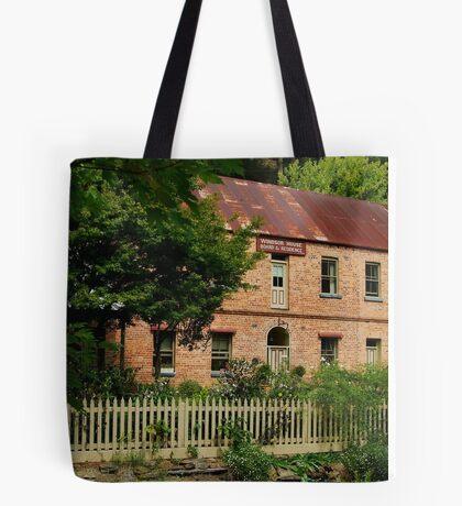 Windsor House Walhalla,1878 Tote Bag