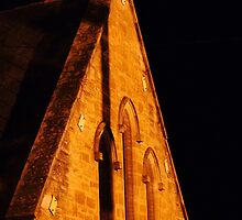Holy Trinity Anglican Church~ beneath the stars by Jan Stead JEMproductions