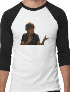 ZAc face Men's Baseball ¾ T-Shirt