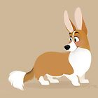 Corgi  by Lifeanimated