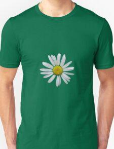 Wonderful white daisy Unisex T-Shirt