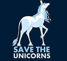 Save the Unicorns by Gallifreya