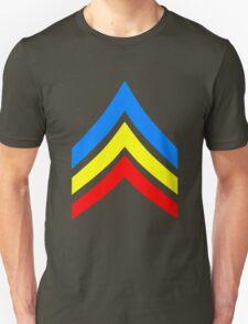 United States Gay Sergeant Stripes T-Shirt