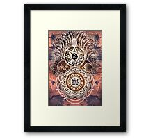 Night or Day Framed Print