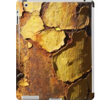 Rusty Hydrant iPad Case/Skin