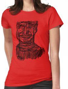 DABNOTU_2010-03-12 Womens Fitted T-Shirt