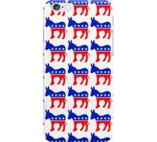 Democrat Donkey iPhone Case/Skin