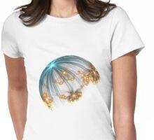 3D Jellyfish t-shirt Womens Fitted T-Shirt