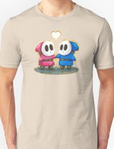Shy Guys in Love! T-Shirt