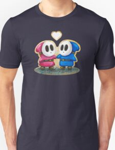 Shy Guys in Love! T-Shirt